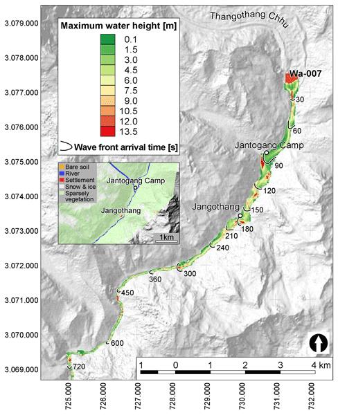 ESSD - Relations - A consistent glacier inventory for Karakoram and